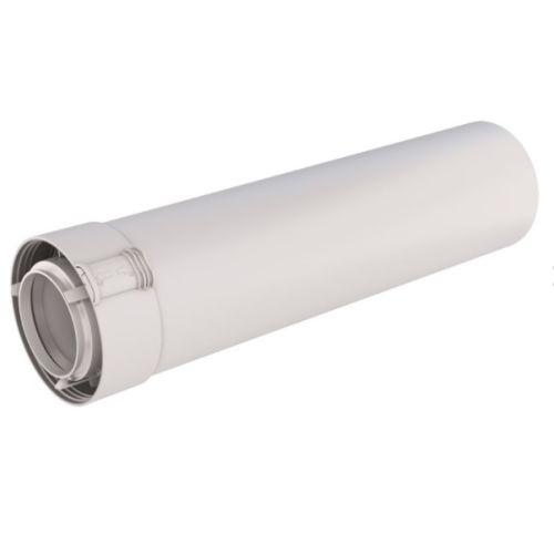 Conduit Rolux Condensation 80/125 Ubbink Sekurit photo du produit