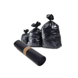 Sacs poubelles Toussac noirs PEBD standard pas cher