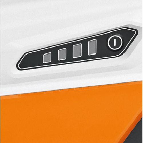 Souffleur sans-fil Stihl BGA 45 18 V + batterie + chargeur photo du produit Secondaire 2 L