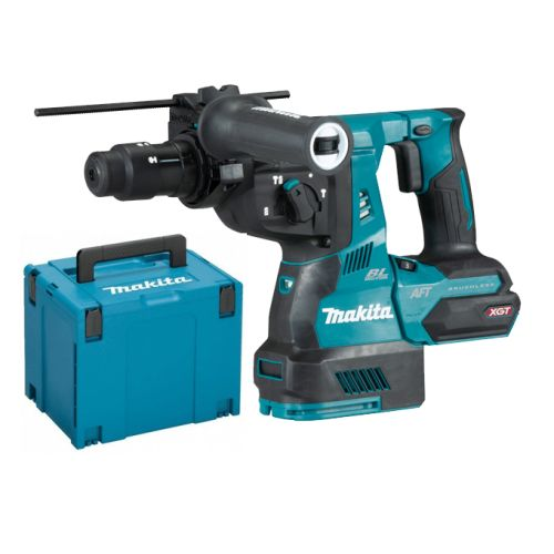 Perforateur SDS-Plus sans-fil 40 V 28 mm (machine seule) en coffret Makpac - MAKITA - HR002GZ02 pas cher