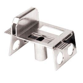 Butoir de portail acier à sceller réglable pas cher