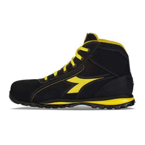 Chaussures de sécurité hautes GLOVE S3 SRA HRO pointure 39 - DIADORA - 701.170234 pas cher Secondaire 4 L
