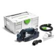 Rabot EHL 65 EQ-Plus 720 W en coffret SYSTAINER T-LOC SYS 2 - FESTOOL - 576601 pas cher