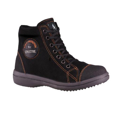 Chaussures de sécurité femme hautes Lemaitre VITAMINE S3 SRC photo du produit