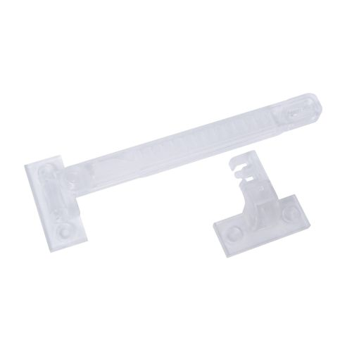 Entrebaîlleur STICKAIR pour fenêtre PVC couleur blanc - SOCONA - G1 pas cher