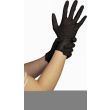 Boîte de 100 gants nitrile poudrés, couleur selon arrivage taille L - 8807777L pas cher
