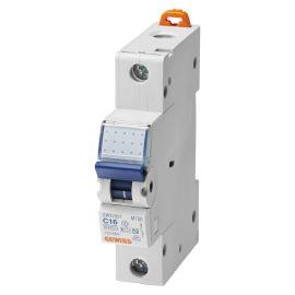 Disjoncteur 2A à courbe C à vis - GEWISS - GW92002 photo du produit
