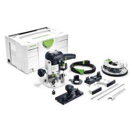 Défonceuse OF 1010 EBQ-Plus + coffret Systainer  SYS 3 T-LOC photo du produit