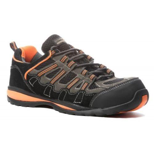 Chaussures de sécurité basses Coverguard Helvite S1P SRA HRO photo du produit