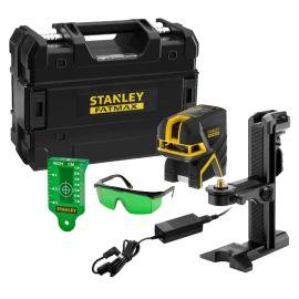 Niveau laser croix + 5 points Stanley SCPG5 vert Fatmax® + batterie 2 Ah + chargeur pas cher Principale M