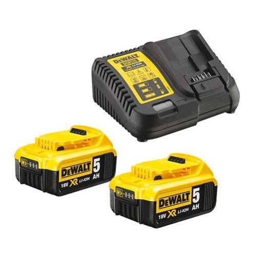 Perforateur SDS+ 18V (complet) en coffret T-STAK - DEWALT - DCH133M2 pas cher Secondaire 2 L