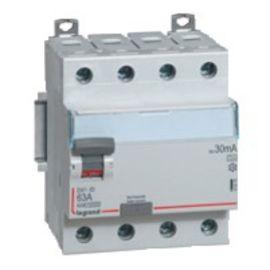 Interrupteur différentiel type AC vis/vis pas cher