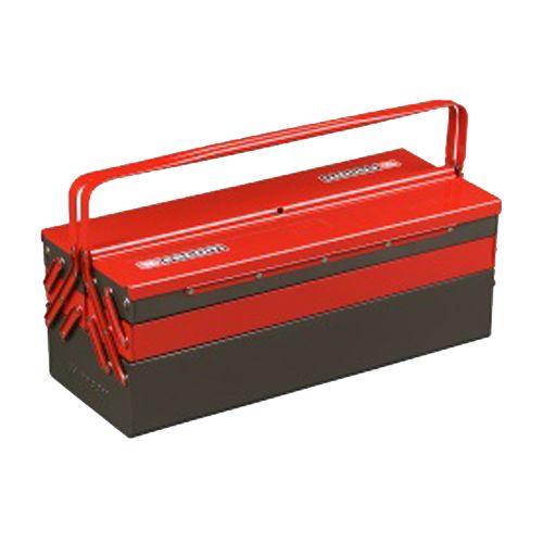 Boîte à outils métalliques 5 cases Facom BT.13A photo du produit