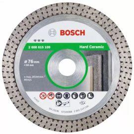 Disque à tronçonner diamanté Bosch Best for Hard Ceramic pas cher
