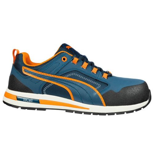 Baskets de sécurité basses Puma Crosstwist S3 HRO SRC photo du produit