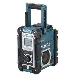 Radio de chantier double alimentation Makita DMR108 7,2 - 18 V nue pas cher