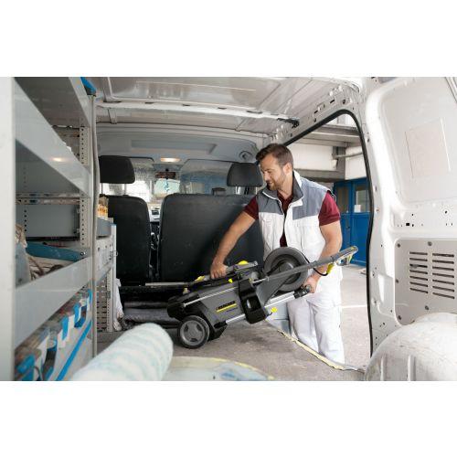 Nettoyeur Haute Pression HD 5/15CX+ - KARCHER - 15209320 pas cher Secondaire 1 L