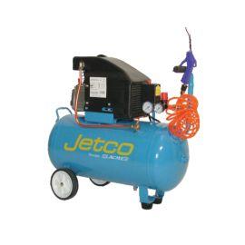 Compresseur Lacme JetCo 50-15 + tuyau + soufflette pas cher Principale M