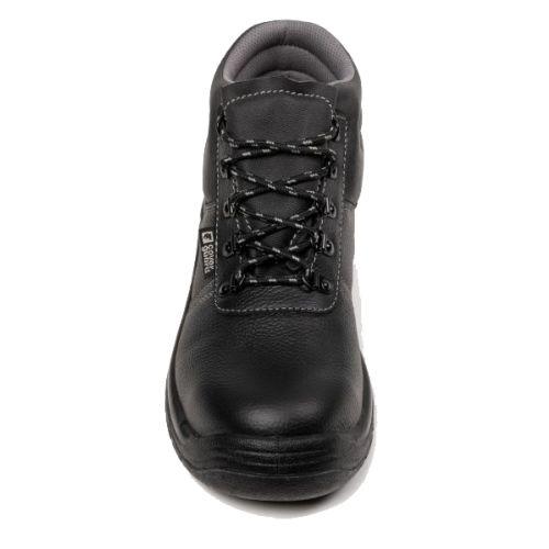 Chaussures de sécurité hautes en cuir fleur vachette AGATE II S3 SRC pointure 40 - COVERGUARD - 9AGH010040 pas cher Secondaire 3 L