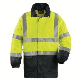 Veste imperméable fluorescente Coverguard HARBOR pas cher