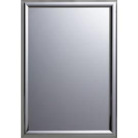 Miroir décoratif Le Bellâtre effet chromé 70 cm x 50 cm (HxL) PRADEL pas cher
