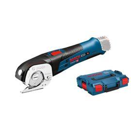 Cisaille universelle sans fil Bosch GUS 12V-300 12 V + coffret L-BOXX pas cher