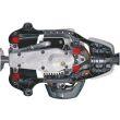 Taille-haie thermique Stihl HS 56 C-E 21,4 cm³ photo du produit Secondaire 2 S