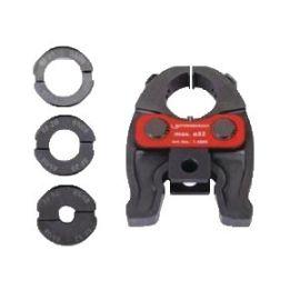 Mâchoire de sertissage Rothenberger + insert pour Romax compact TT photo du produit Principale M