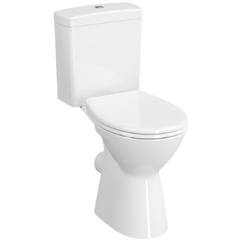 Pack WC surélevé PMR Normus - Vitra - 9836B003-7204 pas cher