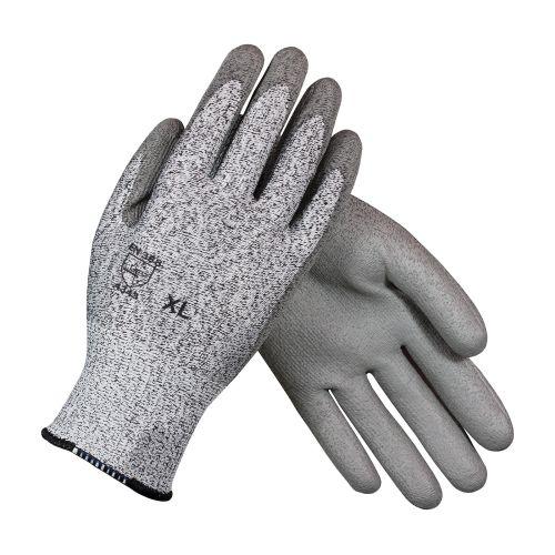 Gant anti-coupure polyéthylène fibre (HPPE) /polyuréthane taille 9 - PIP - 16-M550-9 pas cher