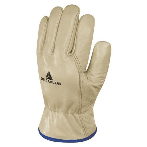 Gants de travail anti-froid cuir doublé Thinsulate™ Taille 9 - DELTAPLUS - FBF5009 pas cher