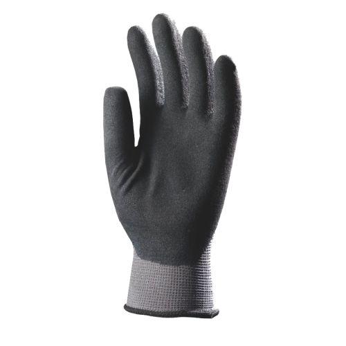 Gants thermiques nylon Euroice hiver double bouclettes taille 10 - EUROTECHNIQUE - 6630 pas cher Secondaire 1 L
