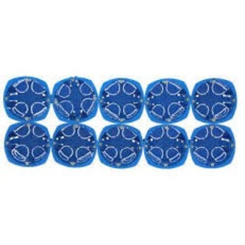 Boîte placo MULTIFIX PLUS D67/P40  Lot 10 bleu photo du produit