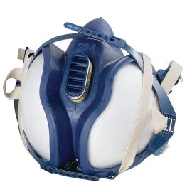 Demi-masque 3M série 4000 à filtres intégrés pas cher