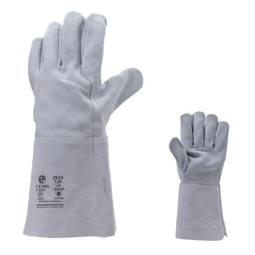 Gants de protection soudeur Eurotechnique MO2514 photo du produit