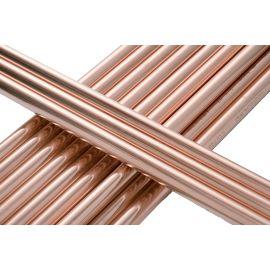 Barres de cuivre 2 m photo du produit
