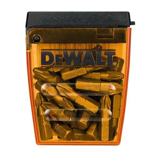 Coffret de 100 accessoires de vissage et perçage T-STAK - DEWALT - DT71569 pas cher Secondaire 3 L