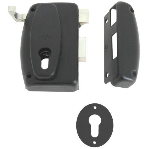 Serrure monopoint FREELOX en applique verticale tirage gauche - JPM - 127510-01-2A pas cher Secondaire 2 L