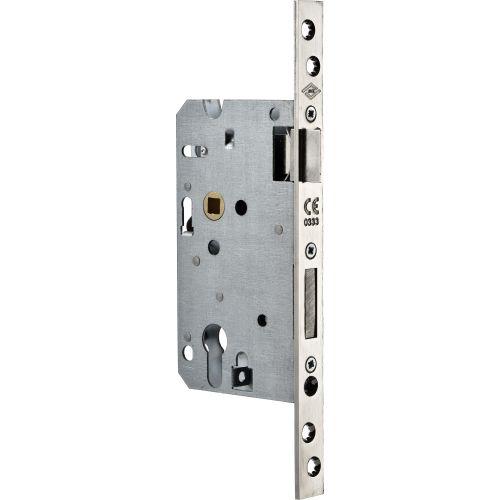 Serrure à larder Liona gauche à profil européen et bout carré axe 80mm - JPM - Serrure à larder Liona gauche à profil européen et bout carré axe 80mm - JPM - 912300-04-2A pas cher