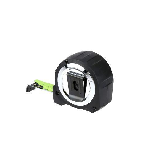 Mètre ruban rubber pro 8 m x 27 mm - HANGER - 100051 pas cher Secondaire 2 L