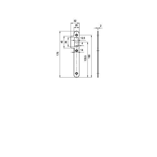 Accessoires pour monopoint à larder NF photo du produit Secondaire 6 L