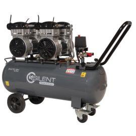 Compresseur monobloc Lacme Silent 24/70 SH 2200 W - LACME - 461940 pas cher Principale M