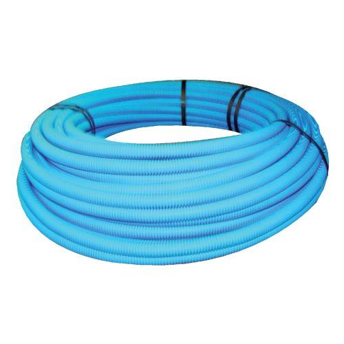 Tube per pré gainté bleu 100m 10/12 - SOMATHERM - 1113-12-100S pas cher Principale L