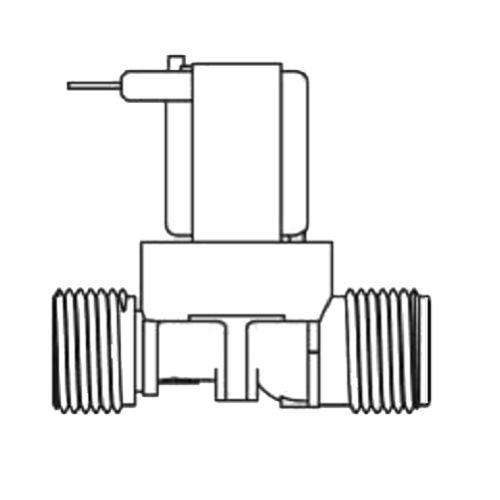 ELECTROV MM1/2 12V AVEC FILTRE photo du produit Secondaire 1 L