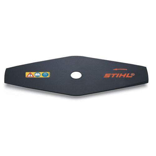 Couteau à herbe 2 dents diamètre 230 mm alésage 25,4 mm - STIHL - 4001-713-3805 pas cher Principale L