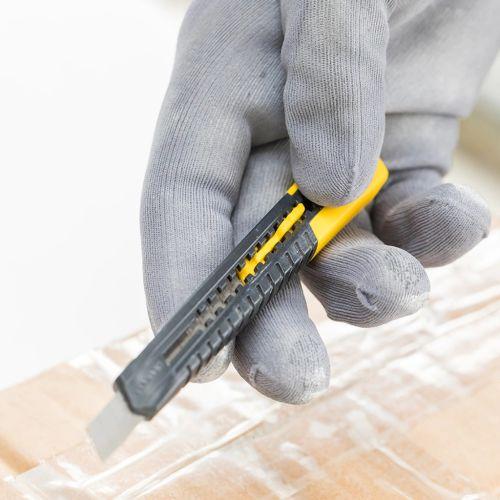 Cutter à lame sécable 18 mm - STANLEY - 0-10-151 pas cher Secondaire 6 L