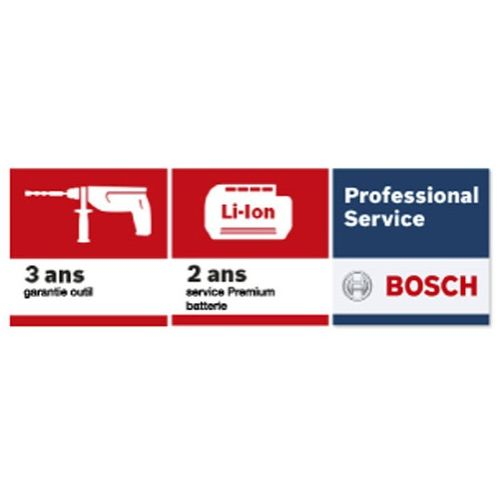 Meuleuse angulaire Bosch GWS 13-125 CI Professional photo du produit Secondaire 3 L