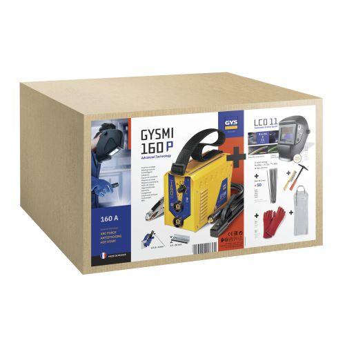 Coffret soudure GYS Gysmi 160P photo du produit Secondaire 1 L