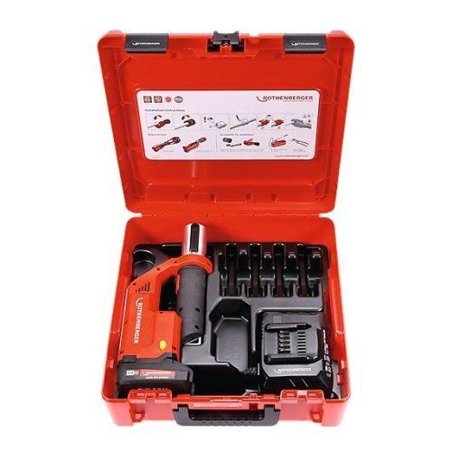 Sertisseuse ROMAX Compact TT - ROTHENBERGER - 1000002115 pas cher Secondaire 2 L