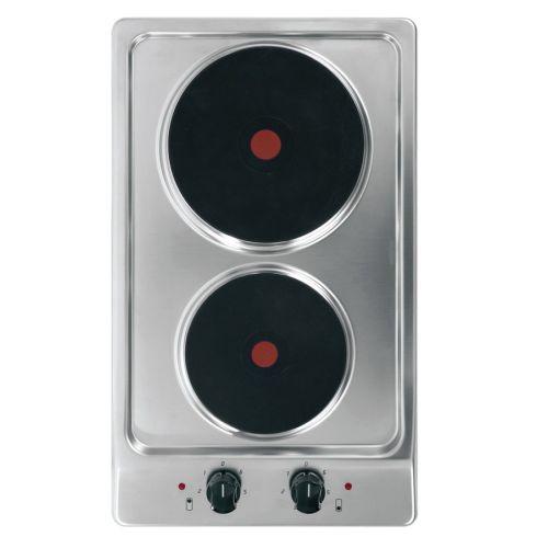 PLAQUE ELEC 2F 300X500 INOX photo du produit Principale L